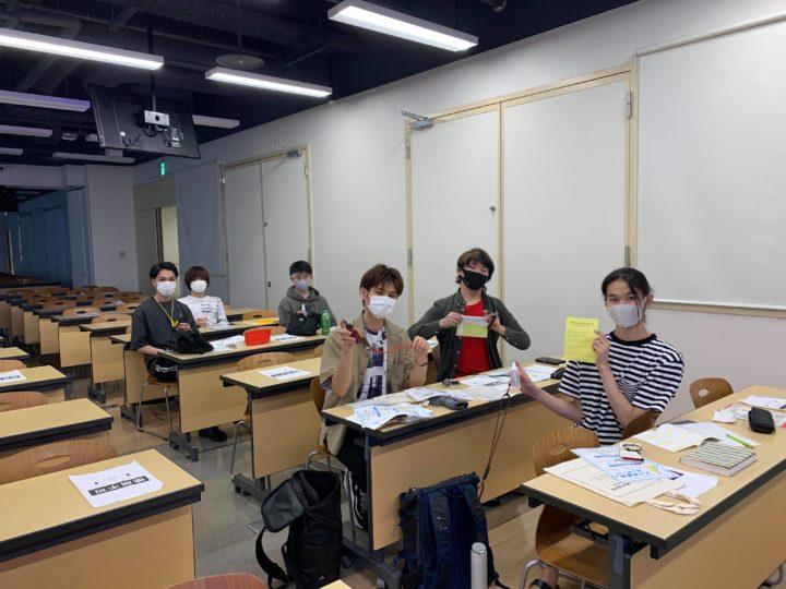 西日本工業大学へ行ってきました